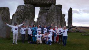 מסע אלכימיה רוחני לאנגליה .בית ספר למסתורין לחכמת למוריה