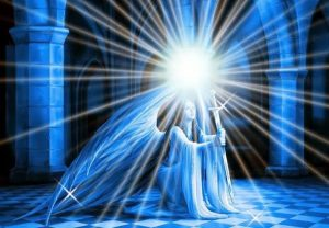 מקדש הלהבה הכחולה - שומר אל מורי