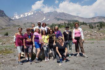 הר שסטה .מסע רוחני בית הספר למסתורין לחכמת למוריה